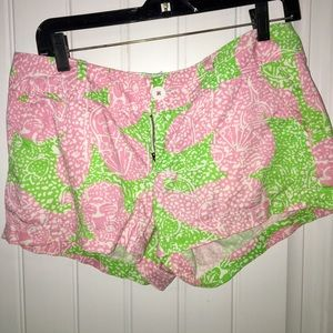 Lilly Pulitzer Women's Walsh Shorts